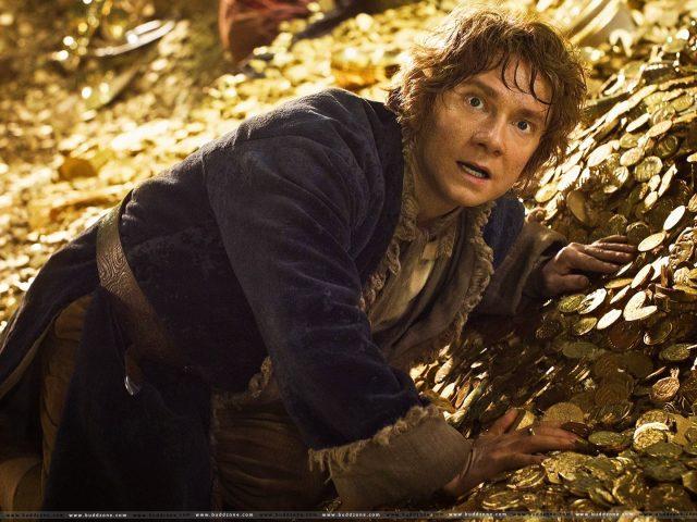 A Hobbit – Smaug Pusztasága Háttérképek