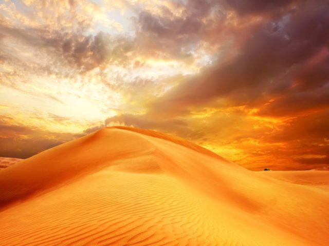 Sivatagos Háttérképek