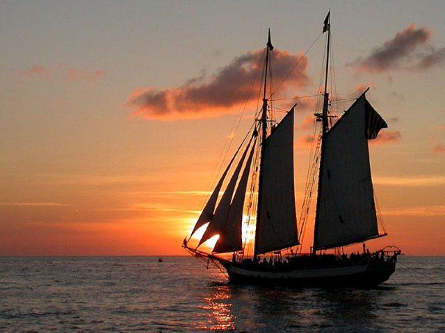 Hajó Háttérképek