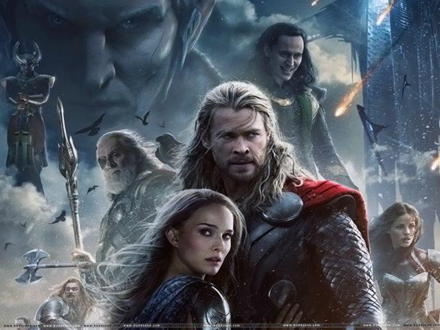 Thor: Sötét Világ Háttérképek